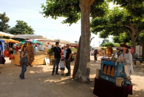 3ème foire BIO du Bas Rouergue à Lanuéjouls