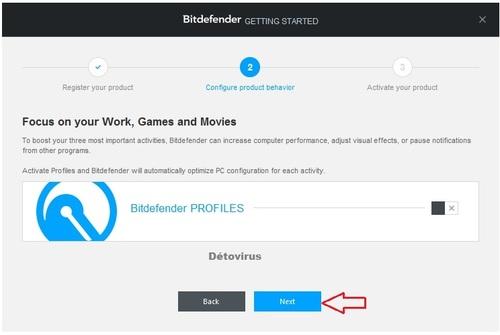 Bitdefender Total Security 2015 - Licence 90 jours gratuits