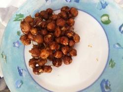 Macarons chocolat-noisettes