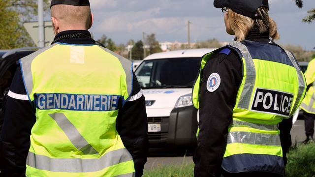 gilets jaunes police gendarmerie