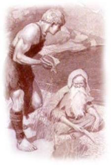 Finegas et le Saumon