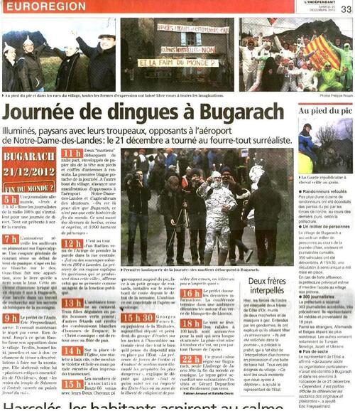 Le Big Bug, un an déjà