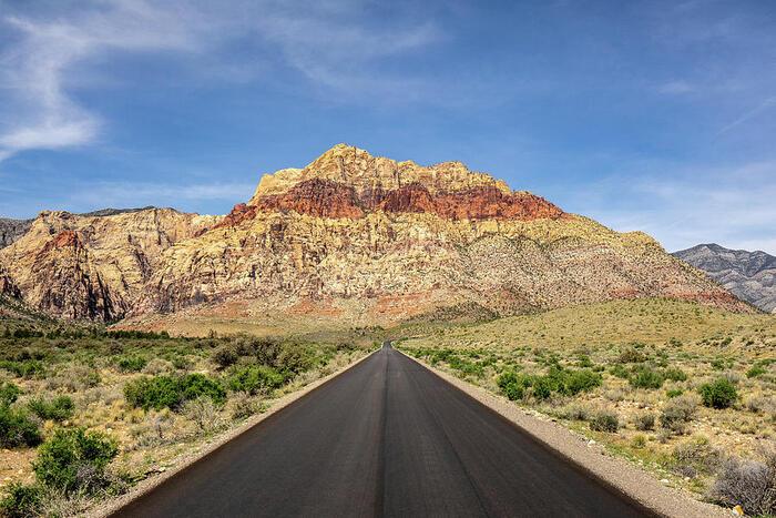 La Forêt Nationale De Dixie, Utah, USA -