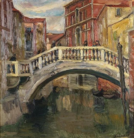 Pont sur le Petit Canal