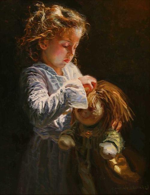 Colors in Sunlight - Juan Gonzales Alacreu painter