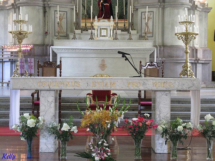 Macao: église Sainte Augustine