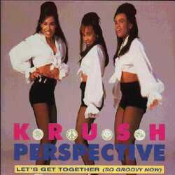 KRUSH - LET'S GET TOGETHER (CDS 1992)