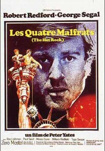 LES 4 MALFRATS BOX OFFICE FRANCE 1972