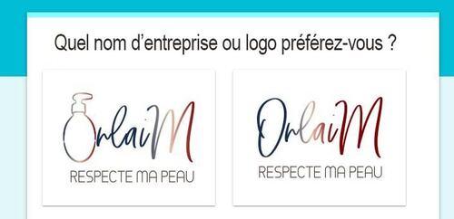 Quel logo ou nom préférez-vous ?