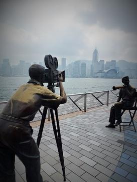 Hong-Kong, une ville de stars