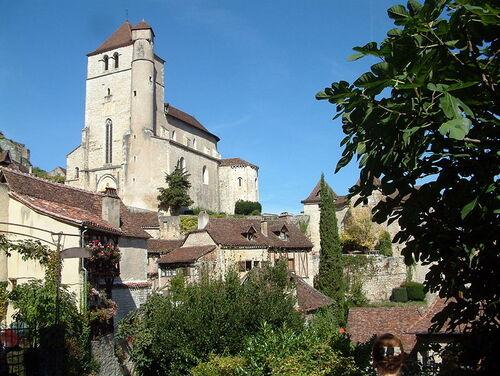 Saint Cirq-La -Popie
