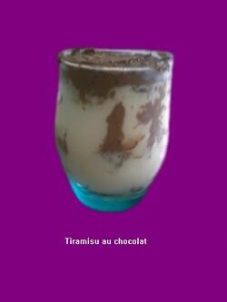 Tiramisu à l'italienne