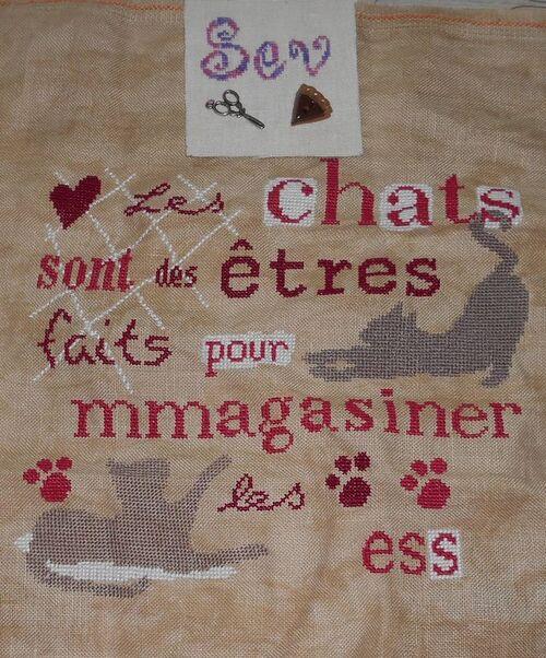 "SAL "" Les Chats"" - 15"
