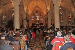 CONCERT DIMANCHE 27 NOVEMBRE 2011 16 H  EGLISE DE NOYAL