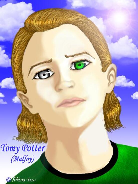 Tomy Potter by Akina-bou