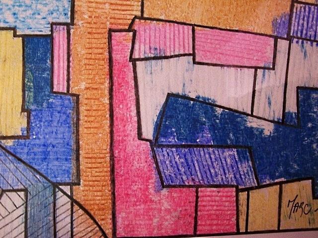 Peintures Marc de Metz mp1357 2010 - 4