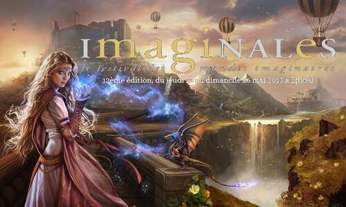 Les Imaginales 2013, à Epinal