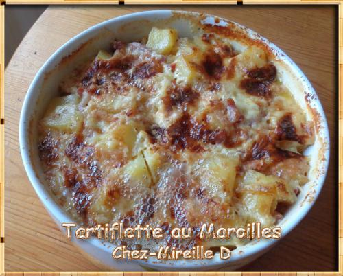 Tartiflette au Maroilles
