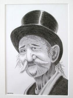 Bernard Chambon, un amoureux du dessin rejoint le GADHA !