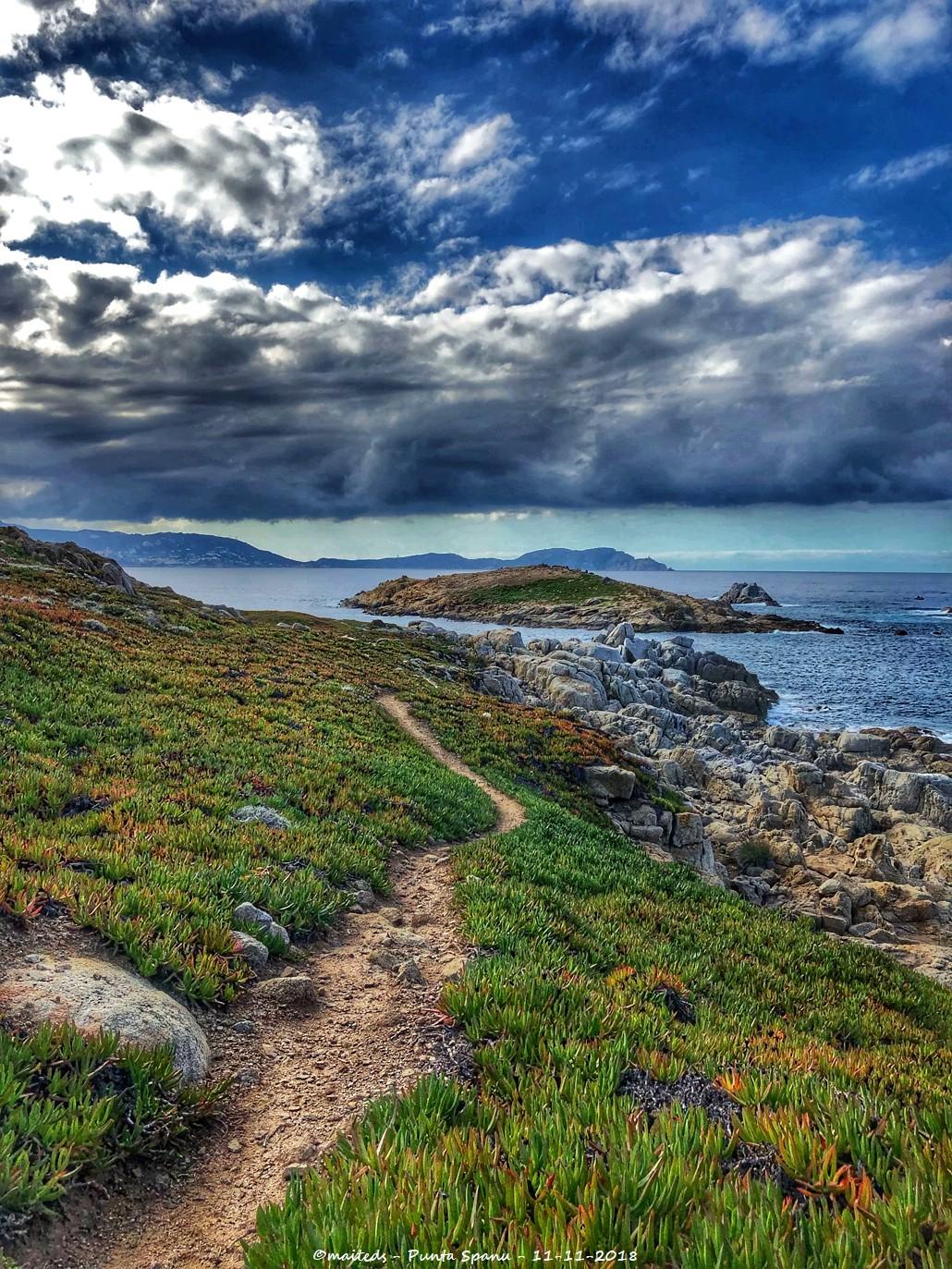 Punta Spanu - Lumio - Corse