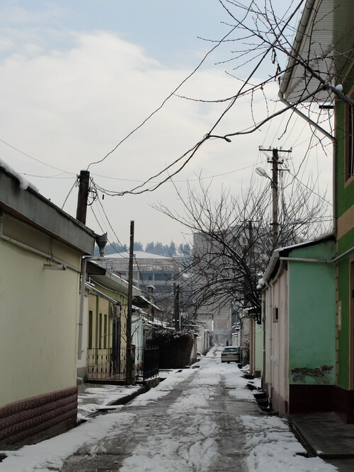 Rues de Dushanbe
