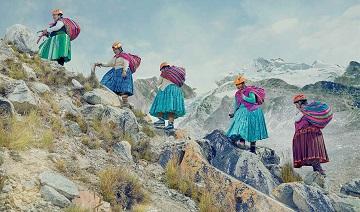 Les choçlitas de Bolivie ...