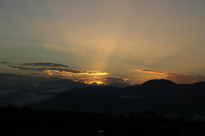humeurs du ciel Provençal