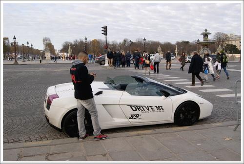 Place de la Concorde à Paris : Louez-moi,