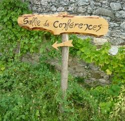 Wwoofing aux Amanins à La Roche sur Grane (26)