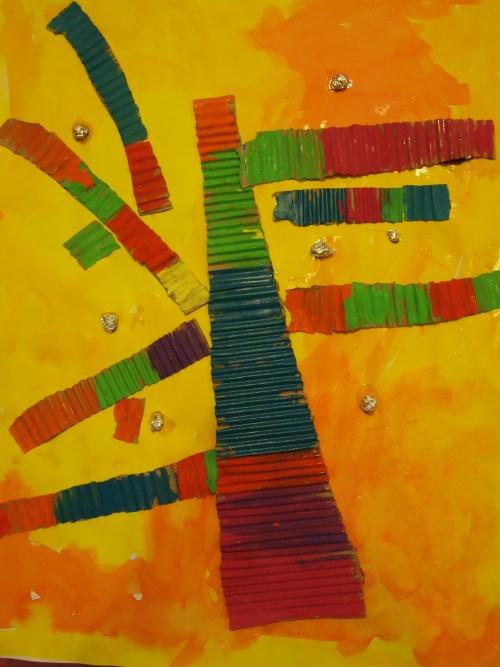 Arts visuels: les arbres