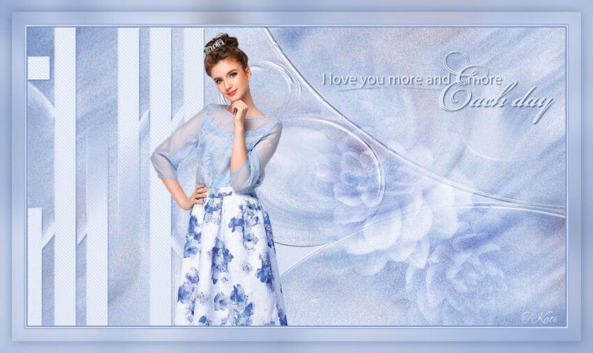 I love you more bz Cicka Design