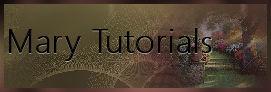 Les tutoriels de Mary tutorials
