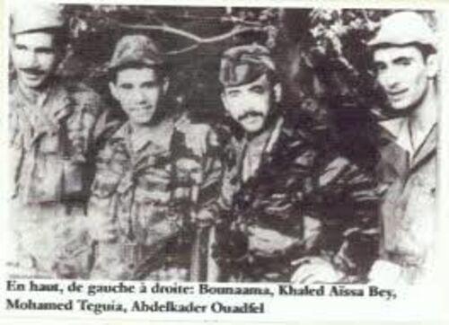 - Lakhdar Bouregâa raconte le maquisard communiste Mohamed Téguia