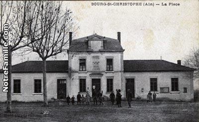 Blog de lisezmoi : Hello! Bienvenue sur mon blog!, L'Ain - Bourg-Saint-Christophe -
