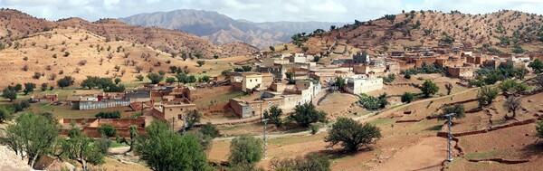 Un beau petit village