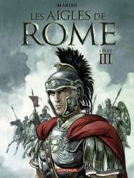 Les Aigles de Rome tome 3