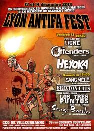 Lyon Antifa Fest - Villeurbanne (Rhône)
