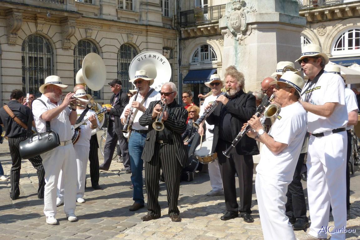 Jazz New Orleans à La Rochelle