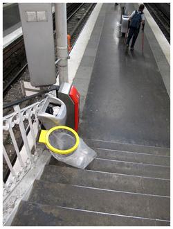 La RATP : C'est futé.