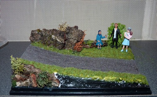 Diorama Tour de France