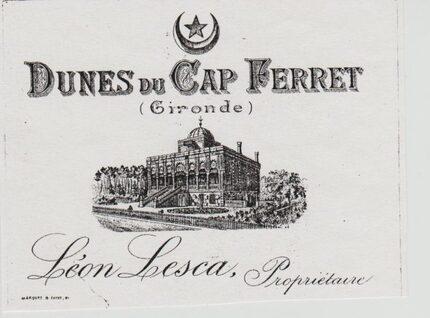 chapelle algérienne - son vin