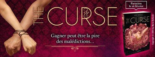 #TheCurse, premier volume d'une trilogie signée Marie Rutkoski, sera en librairie à partir du 16 février !!