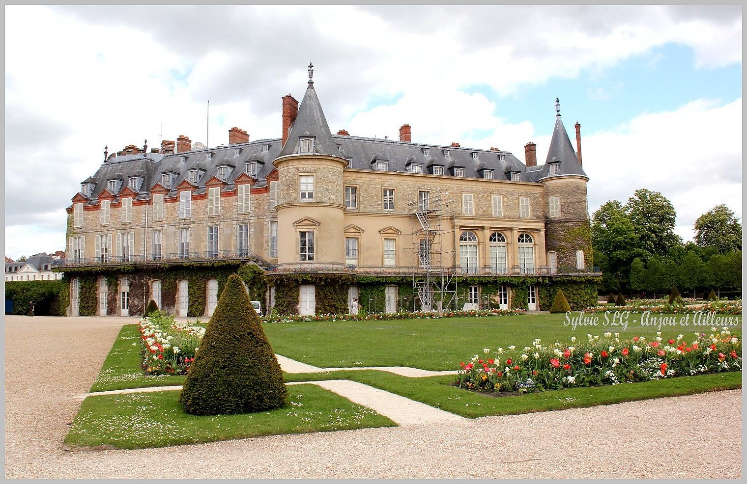 Domaine de Rambouillet ... et son château