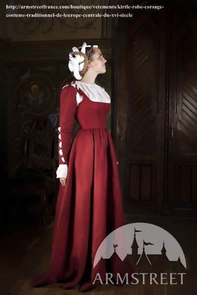 La robe de Marguerite