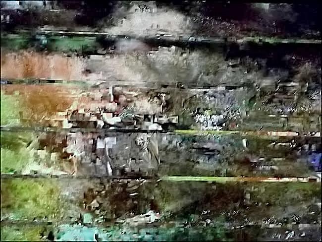 Pixels en désordre