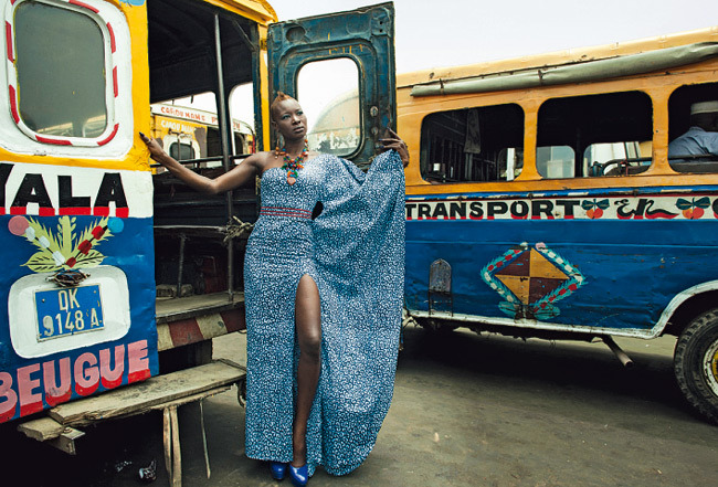 fashion week de Dakar