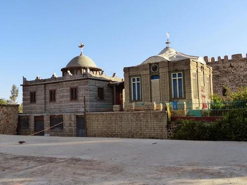 l'église Sainte Marie de Sion