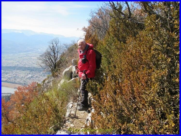 Sisteron, la grotte du trou d'argent