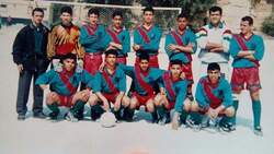 MCA Juniors 1999-2000