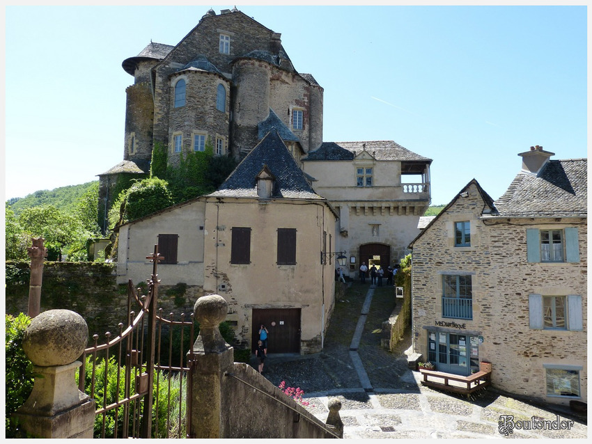 Estaing (Aveyron-lot-) serie 1